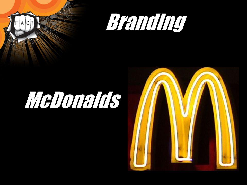 Branding McDonalds