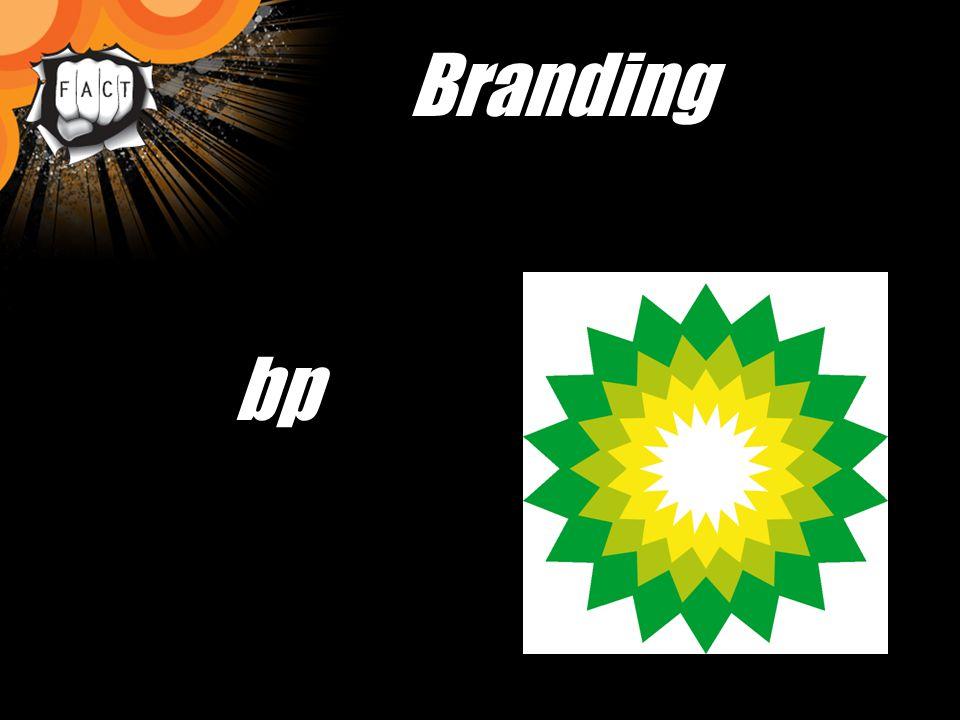 Branding bp