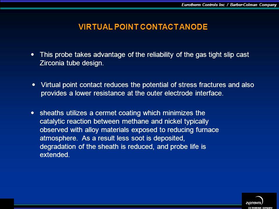 Eurotherm Controls Inc / Barber-Colman Company An Invensys company BARBER-COLMAN AP11 CARBON PROBE