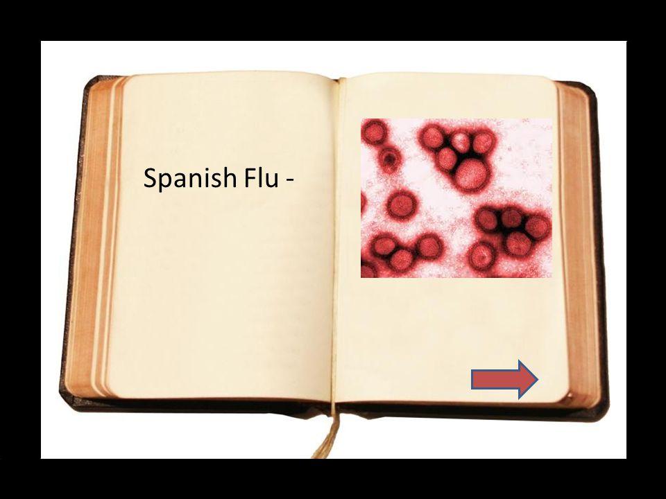 Spanish Flu -