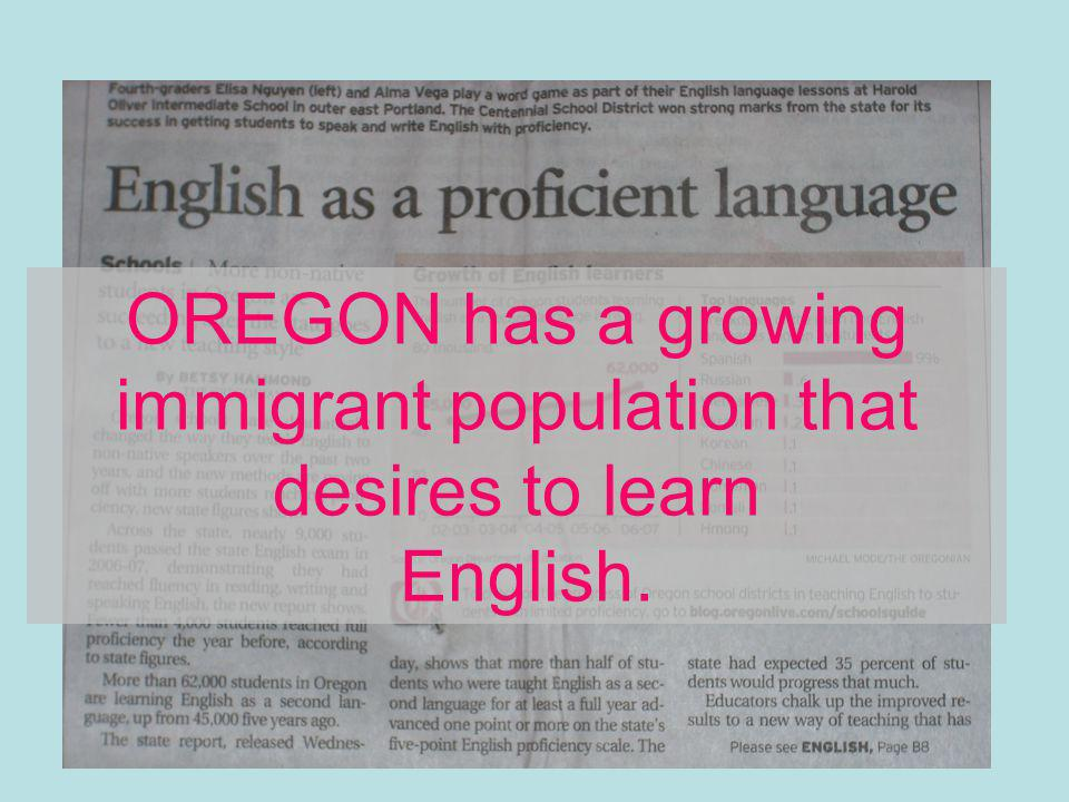 Hogar de CristoHogar de Cristo JHS realized: –the dramatically changing demographic of its neighbors (from rural farmers to urban immigrants) –the need and desire by its neighbors for ESL instruction –the valuable resource and opportunity that empty classrooms are to our neighbors