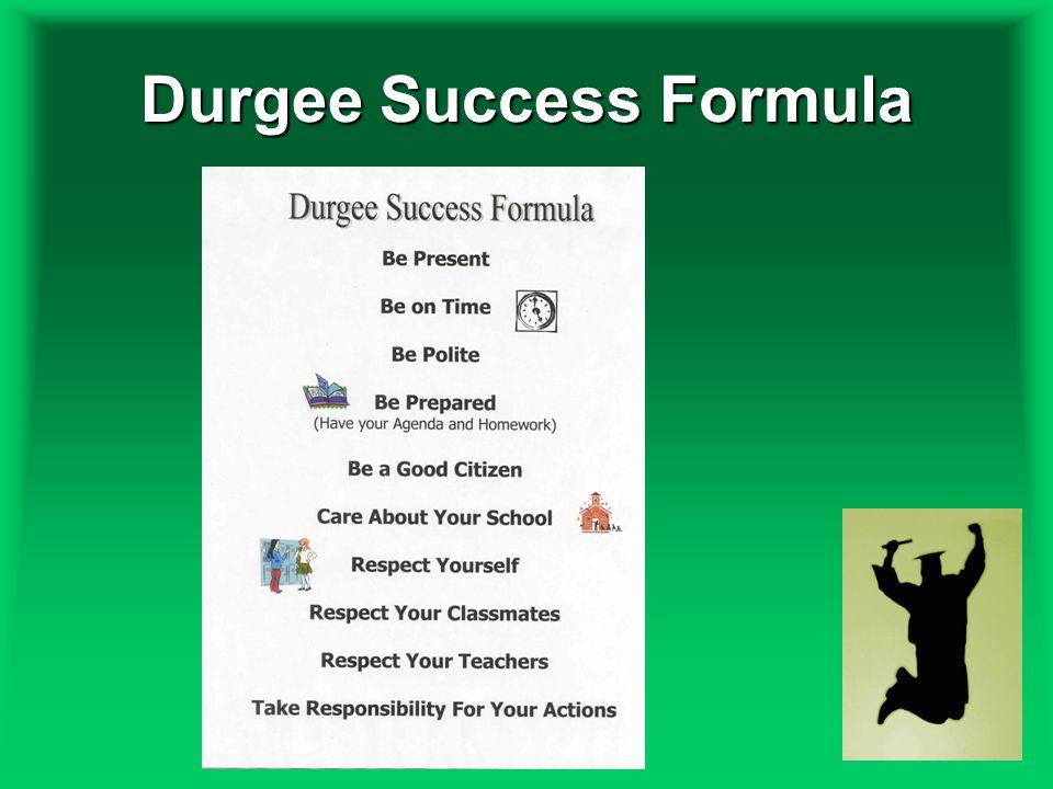 Durgee Success Formula