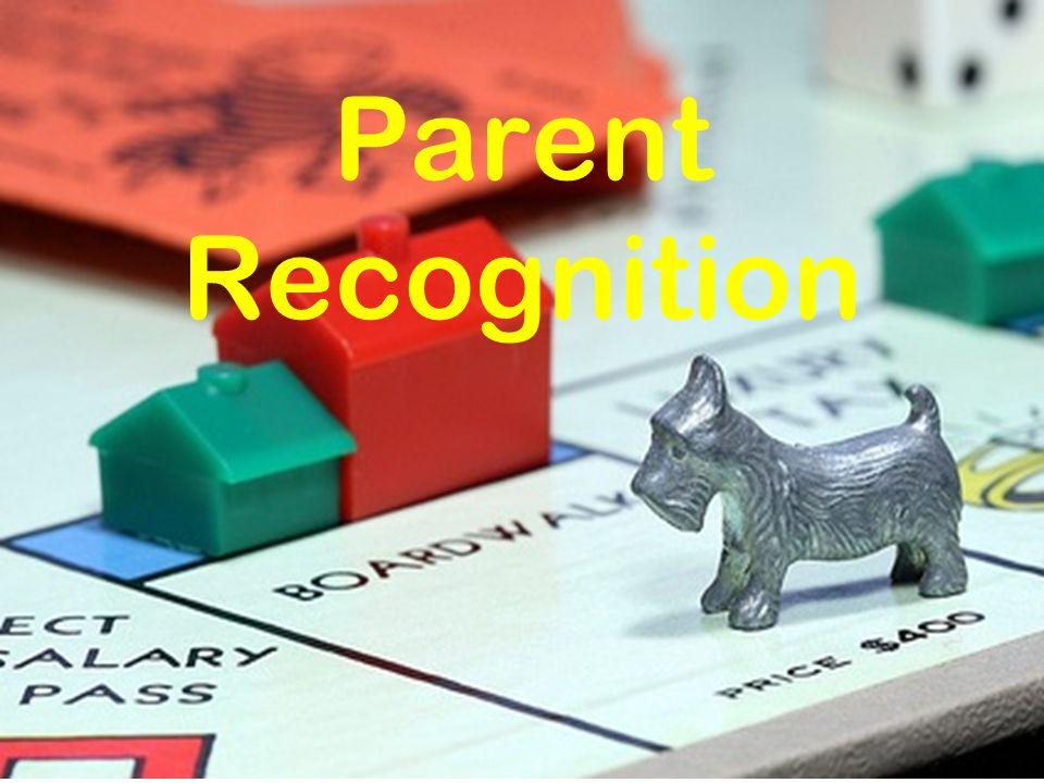 Parent Recognition
