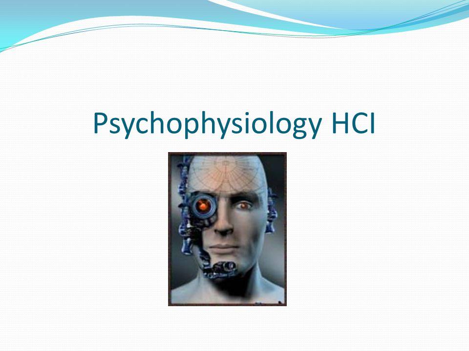 Psychophysiology HCI
