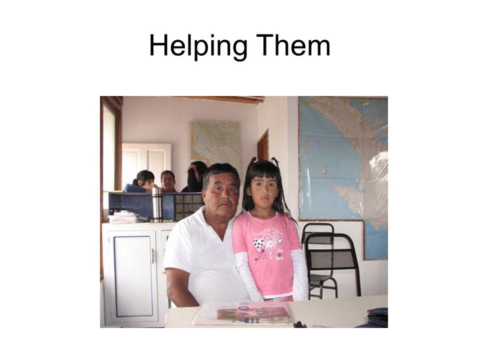 Helping Them