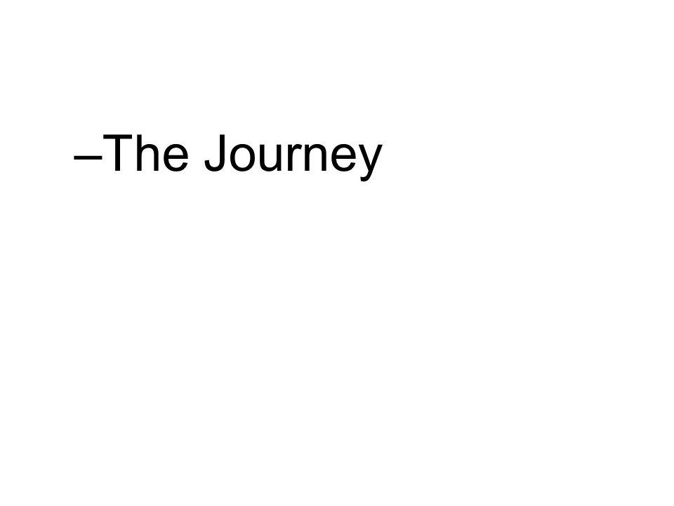 –The Journey