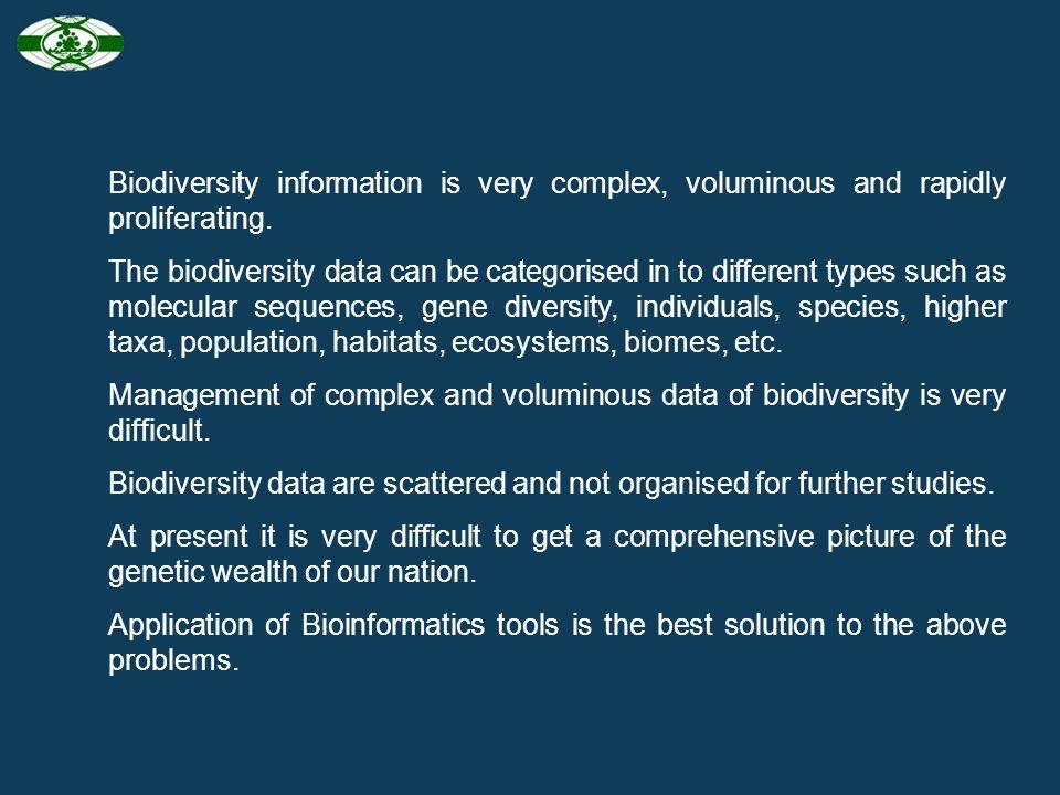 Biodiversity Conservation IN SITU and EX SITU