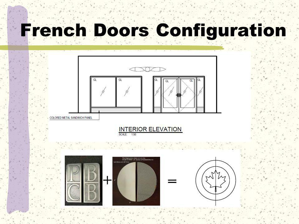 French Doors Configuration