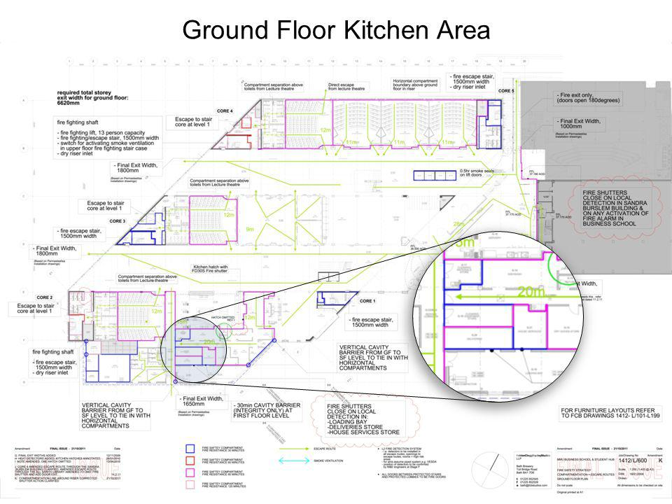 Ground Floor Kitchen Area