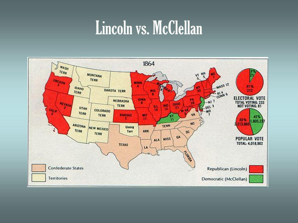 Lincoln vs. McClellan