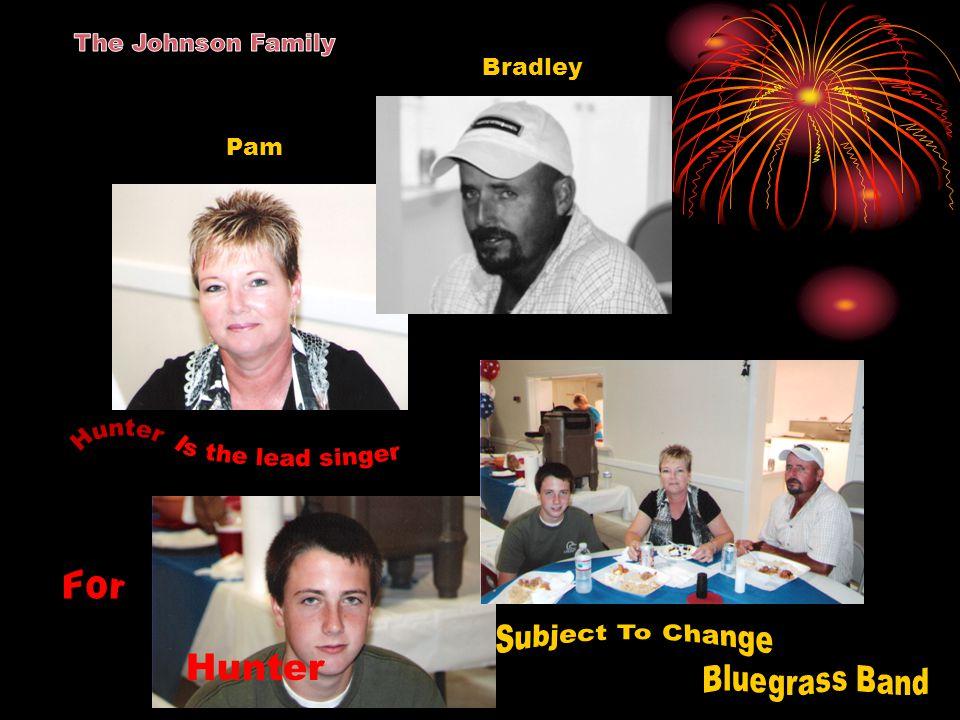 Bradley Pam Hunter