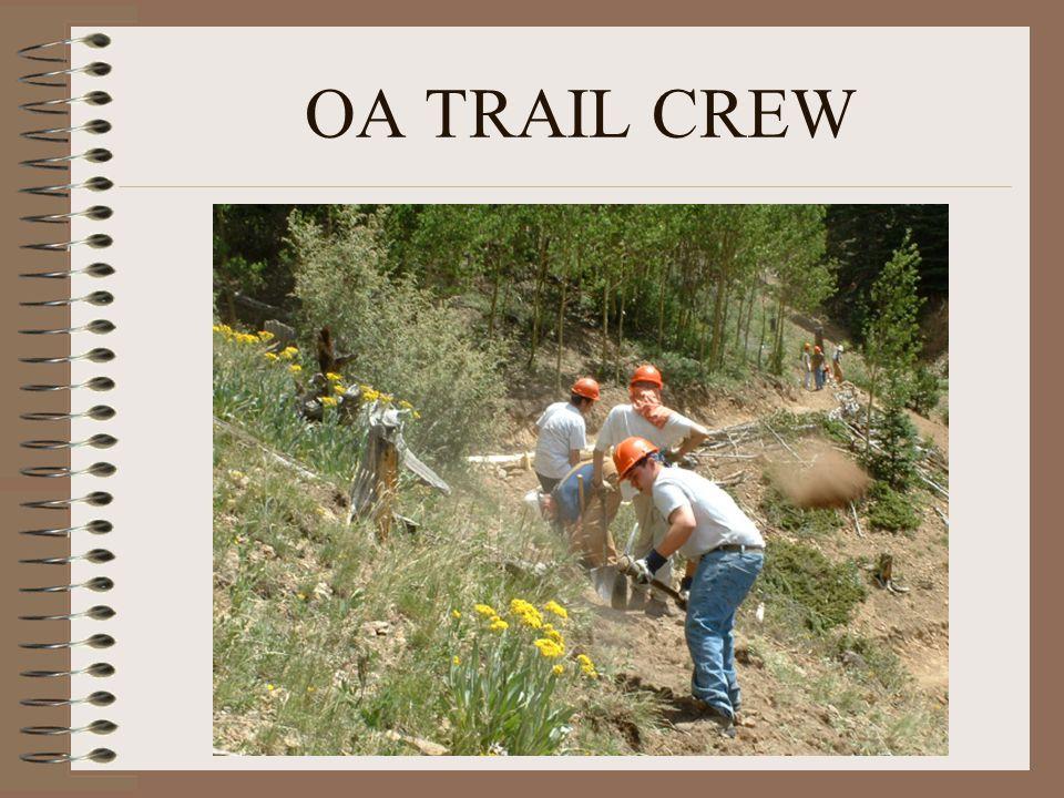 OA TRAIL CREW