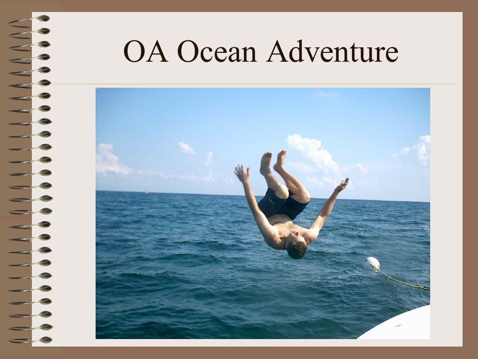 OA Ocean Adventure