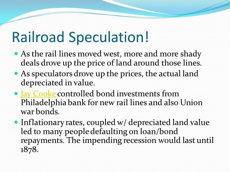 Railroad Speculation.