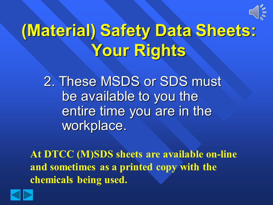 Every SDS Has These Sections Section 9, Physical and chemical properties Section 9, Physical and chemical properties Section 10, Stability and reactiv
