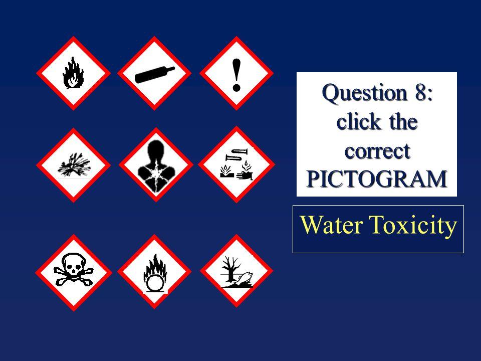 Oxidizer! Next Question 7: CORRECT!