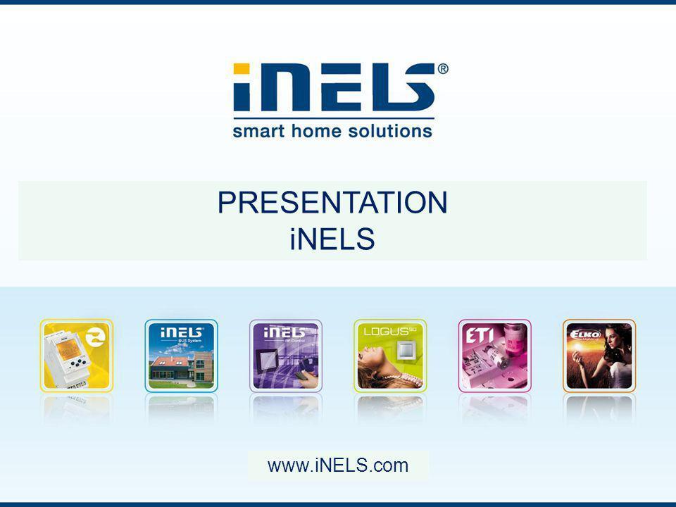 www.iNELS.com PRESENTATION iNELS