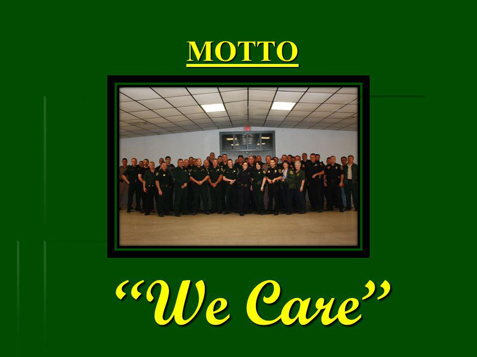 MOTTO We Care