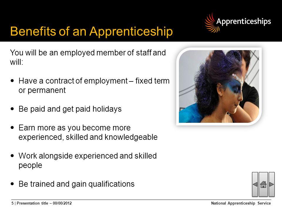 16 | Presentation title – 00/00/2012 Apprenticeships Website National Apprenticeship Service www.apprenticeships.org.uk