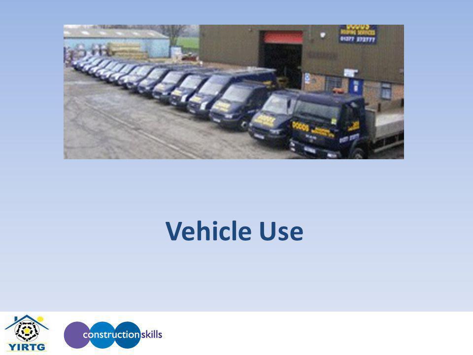 Vehicle Use