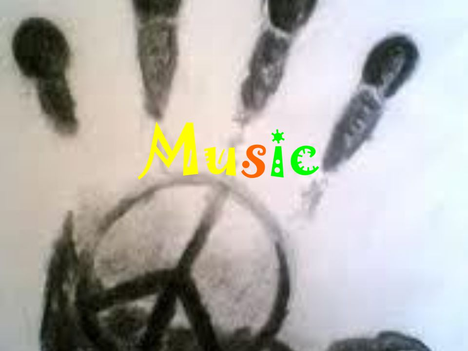 symbols The index finger and middle extended while others are bent, and palm out was used as well as