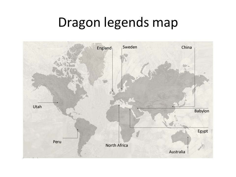 Were Dragons real creatures?