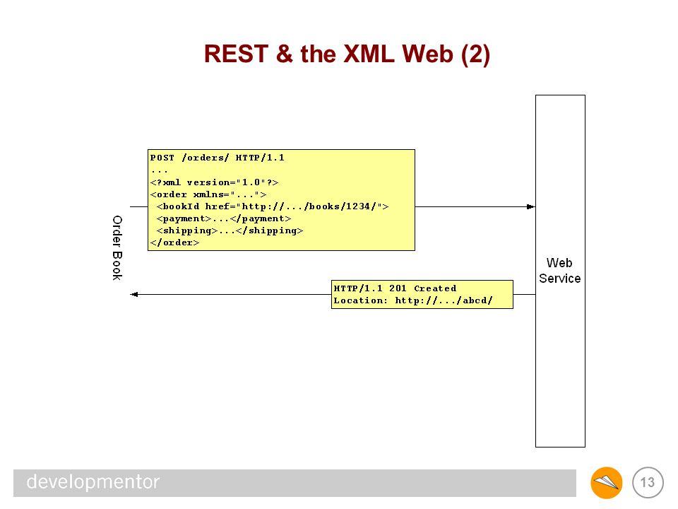 13 REST & the XML Web (2)