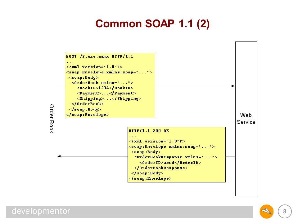 8 Common SOAP 1.1 (2)