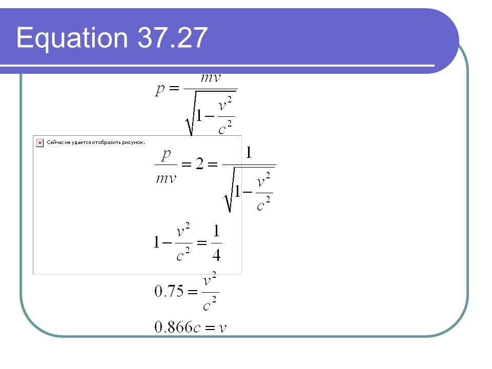 Equation 37.27