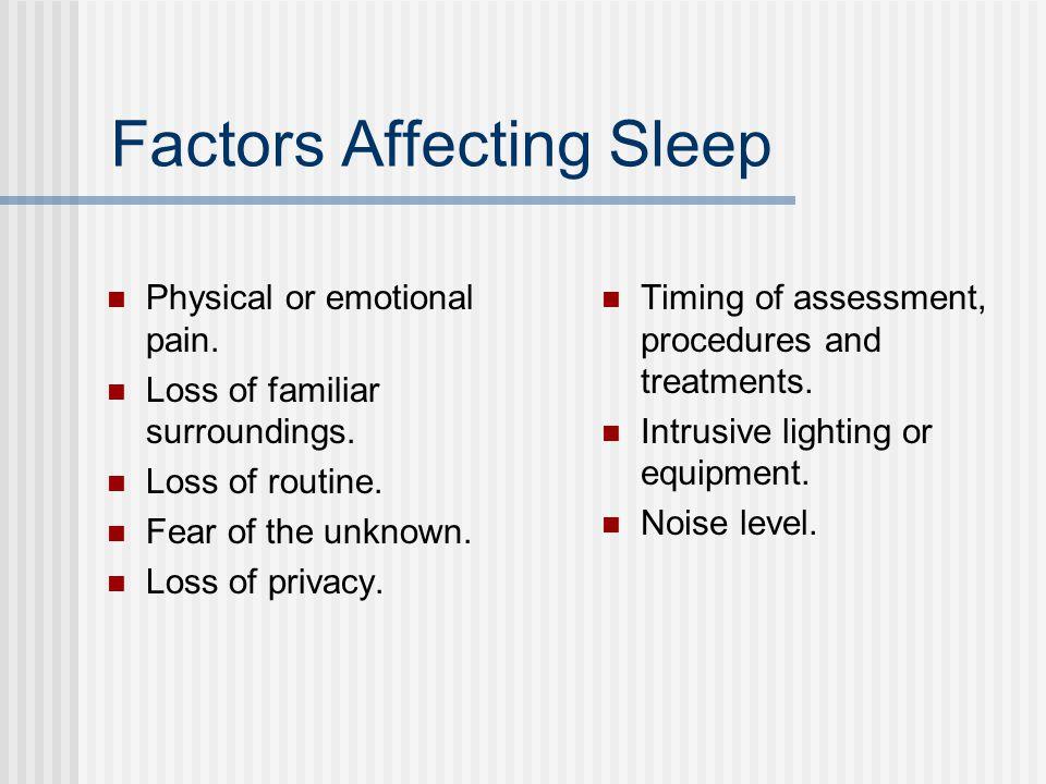 Common Sleep Alterations Insomnia.Hypersomia. Narcolepsy.