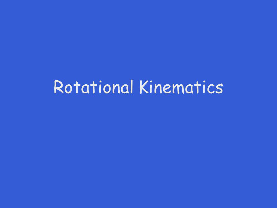 More Connections Between Linear & Rotational Quantities This merry-go-round has both tangential and centripetal acceleration.