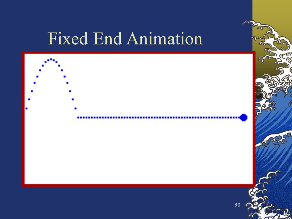 30 Fixed End Animation