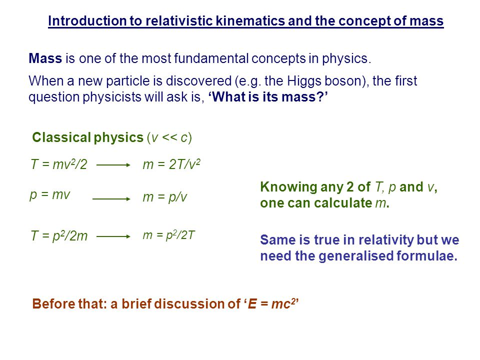 NEWTONIAN RELATIVISTIC Speed and Kinetic Energy for Relativistic Electrons by William Bertozzi (American Journal of Physics 32 (1964) 551-555)