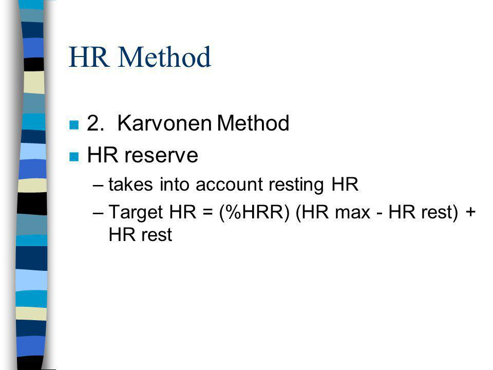 HR Method n 2.