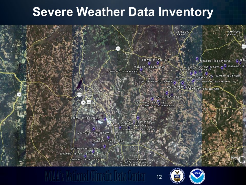12 Severe Weather Data Inventory