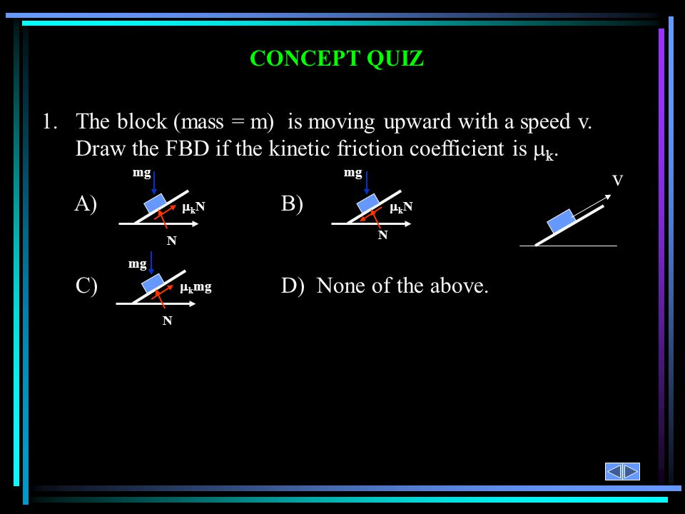 READING QUIZ 1.The angular momentum of a rotating two-dimensional rigid body about its center of mass G is ___________.