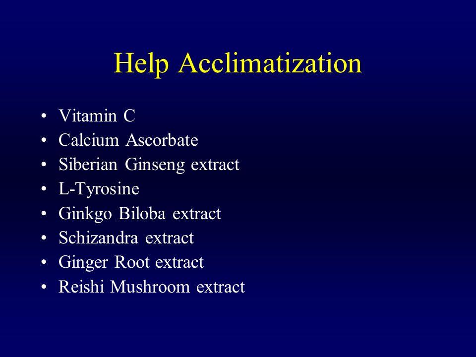 Vitamin C Calcium Ascorbate Siberian Ginseng extract L-Tyrosine Ginkgo Biloba extract Schizandra extract Ginger Root extract Reishi Mushroom extract