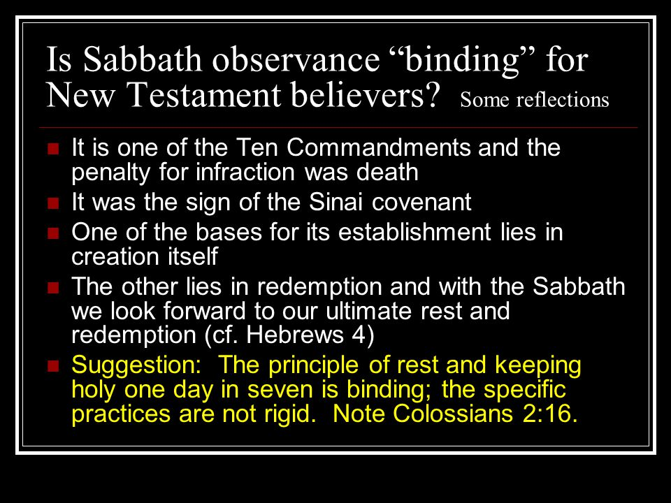 Purposes of Festival Observance Worship – sacrifices were central – they were not to come empty-handed Reminder of Gods nature and activities on behalf of His people (educational tools) Demonstration of obedience (commanded to appear before the Lord – Exodus 23:14- 17)