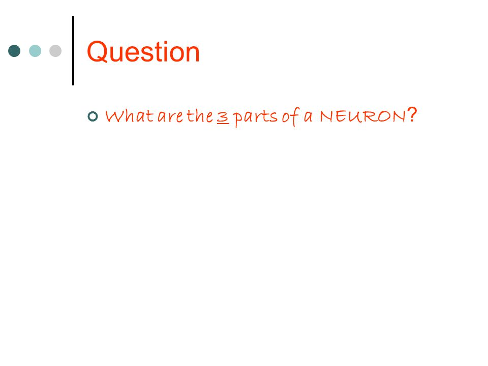 QUESTION? What Is Action Potential? Also know as a Nerve impulse.