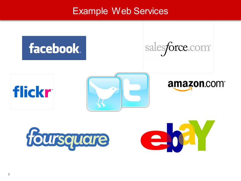 Example Web Services 3