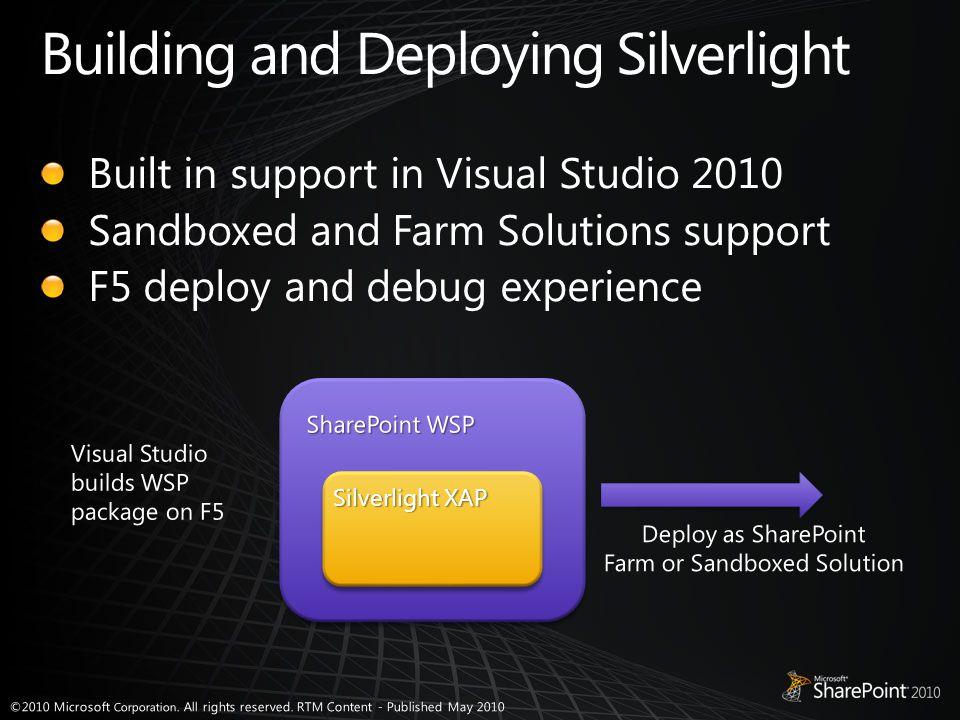 Silverlight XAP