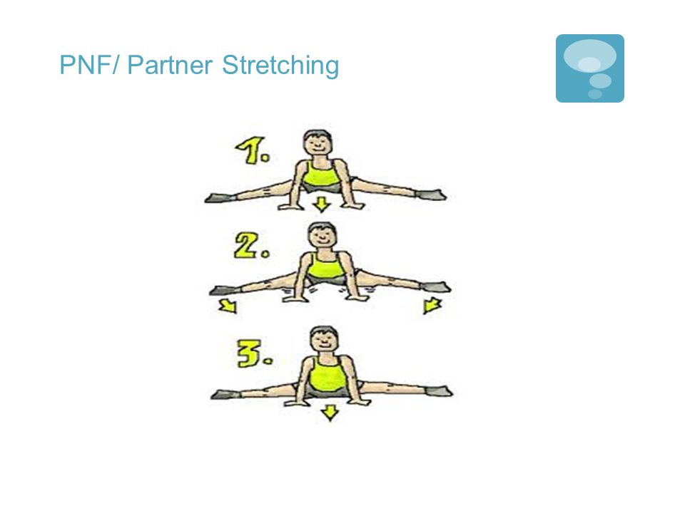 PNF/ Partner Stretching