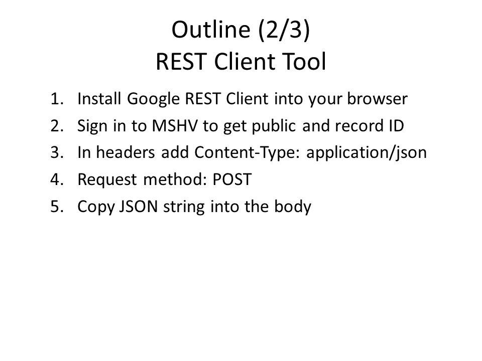 Install Google REST Client