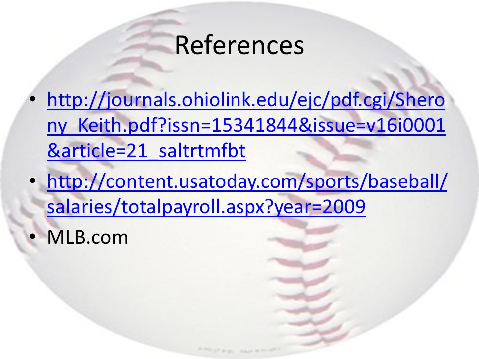 References http://journals.ohiolink.edu/ejc/pdf.cgi/Shero ny_Keith.pdf?issn=15341844&issue=v16i0001 &article=21_saltrtmfbt http://journals.ohiolink.ed