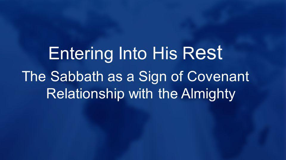 So, is keeping Sabbath a Salvation Issue.