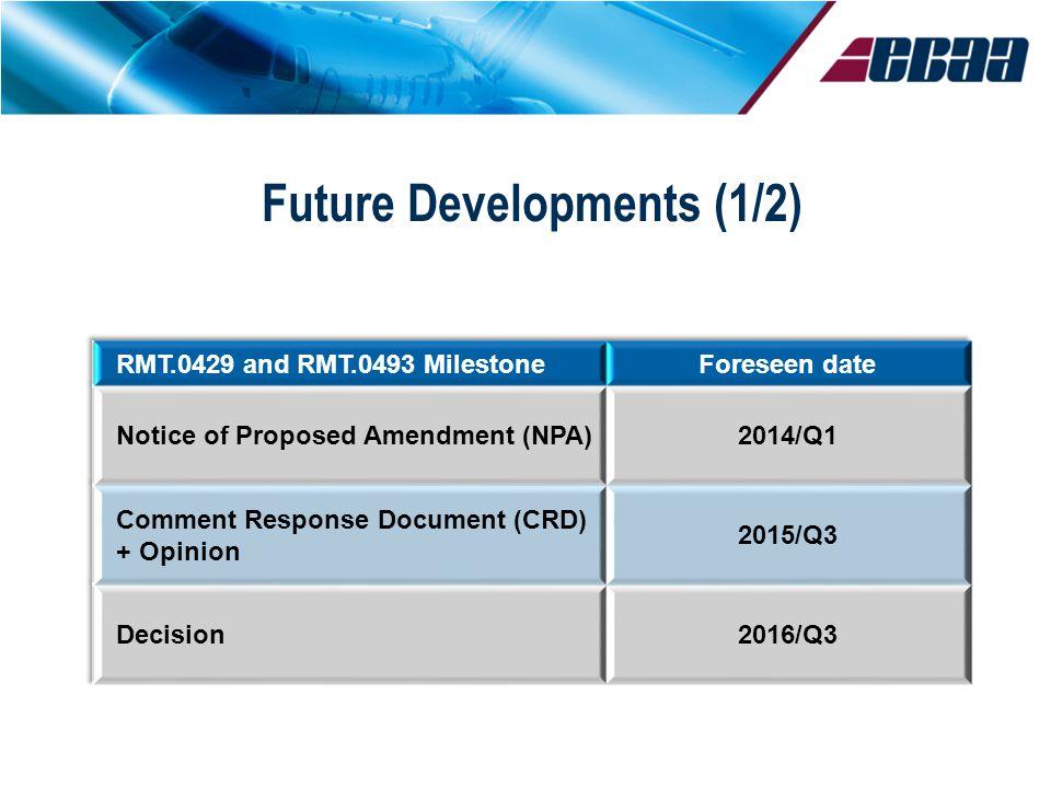 © EBAA Future Developments (1/2)