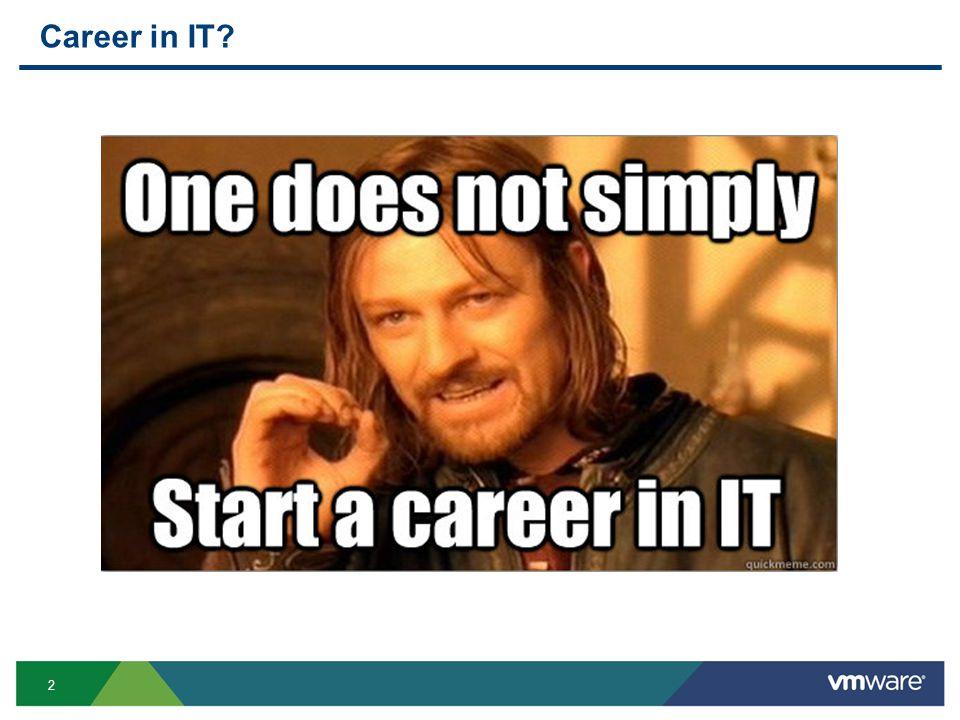 2 Career in IT