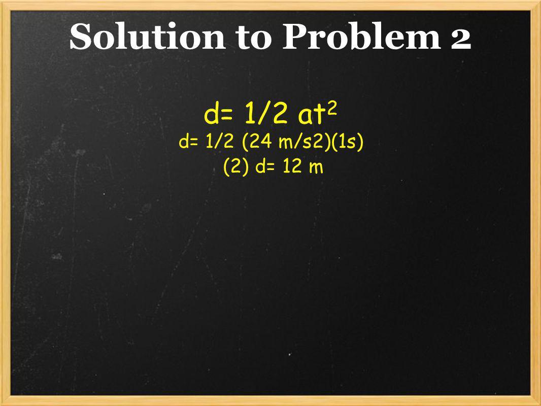 Problem 3 3.