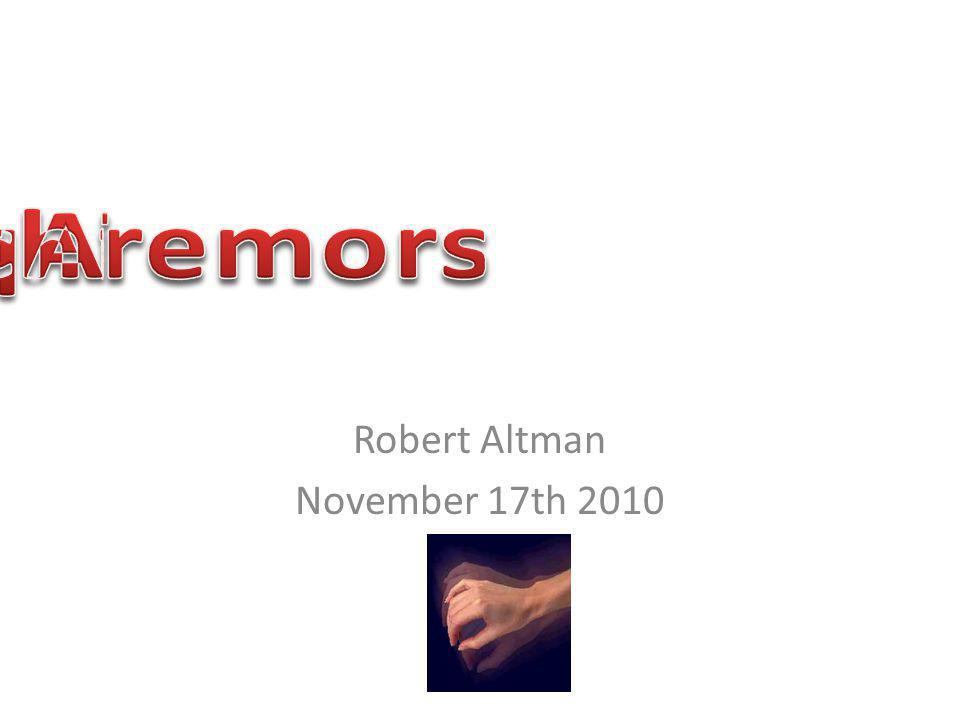 Robert Altman November 17th 2010