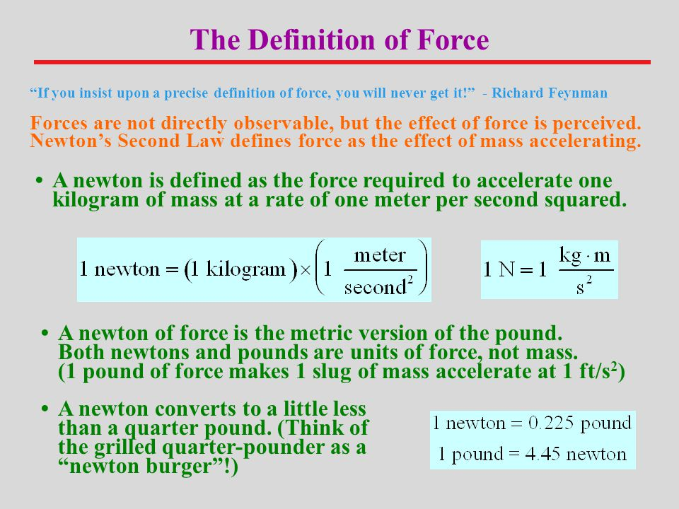Whenever one object exerts a force on a second object, the second object exerts an equal and opposite force on the first.